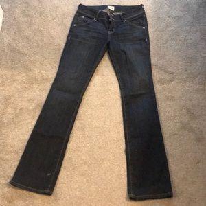 Hudson size 26 jeans